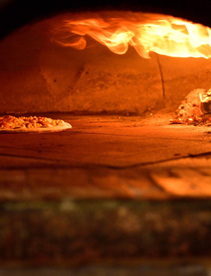 Ein Pizzastein – viele Einsatzmöglichkeiten